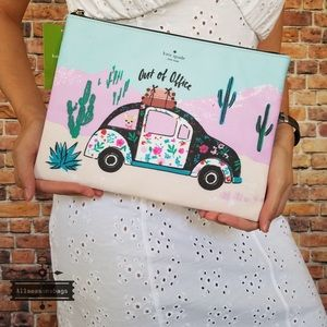 NEW Kate Spade New Horizons Out Of Office Gia